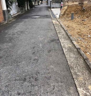 【前面道路含む現地写真】堺市中区毛穴町 売地