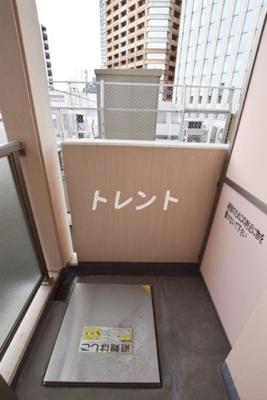 【バルコニー】プライムアーバン飯田橋