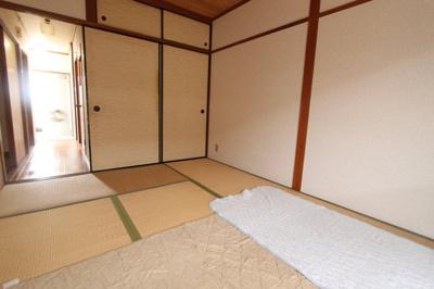 【寝室】芳倉マンション