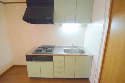 【キッチン】野田2丁目テラスハウス