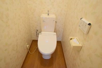 【トイレ】野田2丁目テラスハウス