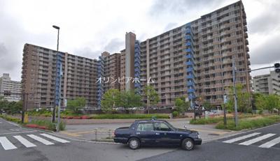 【外観】ティーズガーデン 9階 2001年築 リ ノベーション済