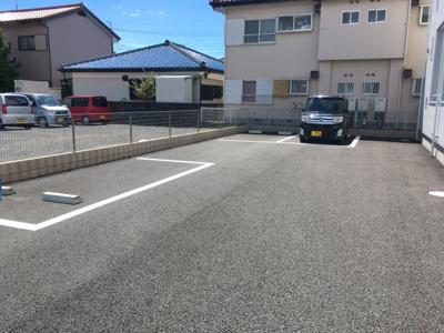 【駐車場】トレミー