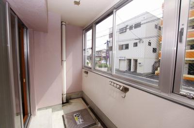 【バルコニー】グランシティFukushima