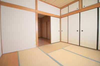 【寝室】岡町北3テラス2F