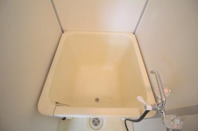 【浴室】岡町北3テラス2F