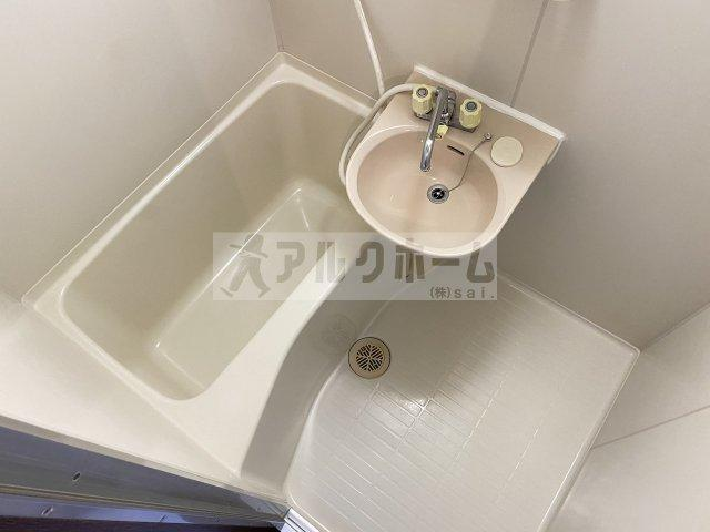 リーベハイツ青山(柏原市国分市場) トイレ