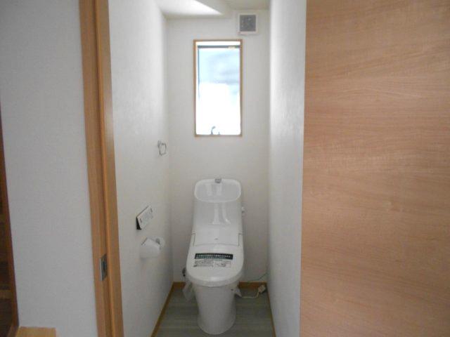 【トイレ】高知市西久万新築戸建