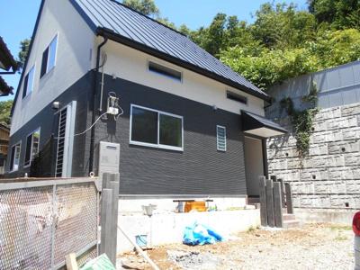 【外観】高知市西久万新築戸建