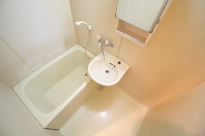 【浴室】フラットミヤジマ