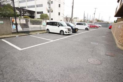 【駐車場】プラザテイクスリー
