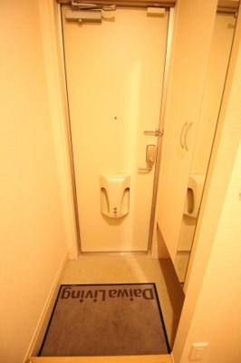 【玄関】メゾンラグランジュ
