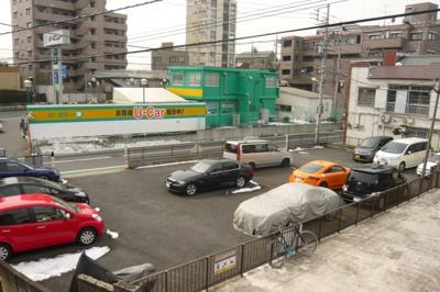 【外観】上板橋第1駐車場
