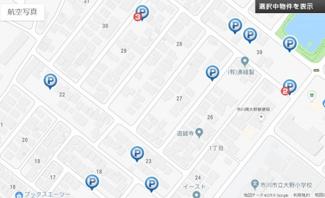 【地図】307