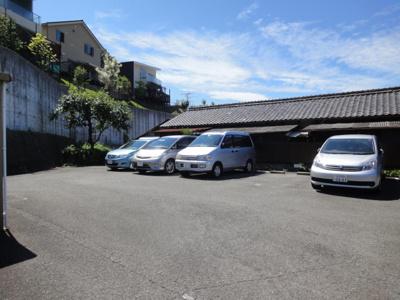 川上北駐車場