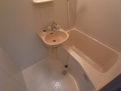 【浴室】グレ-スコートINUI