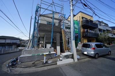 【外観】保土ヶ谷区瀬戸ケ谷町全2棟 新築戸建【成約】