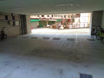 【駐車場】Luxe(ラグゼ)田辺