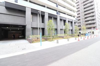 【駐車場】ローレルタワー梅田ウエスト