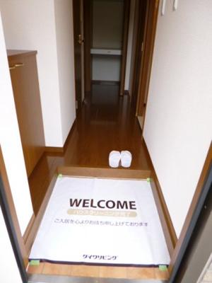【玄関】ウィンディア