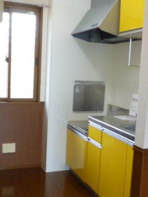 【キッチン】ウィンディア