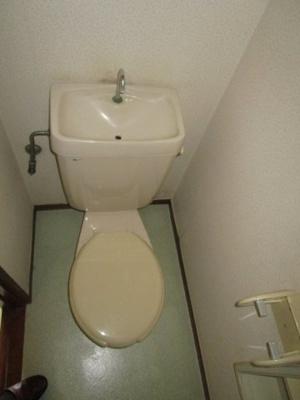 【トイレ】アールアイベックス