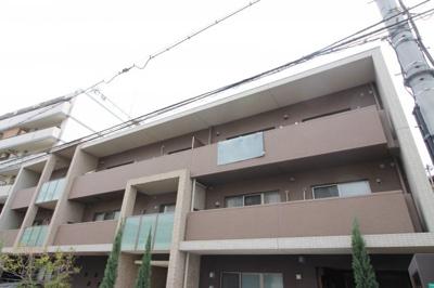 サン・ピース阿倍野 鉄筋コンクリート造 3階建