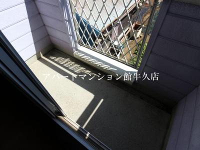 【バルコニー】グランドステージ紅陵