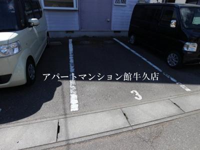 【駐車場】グランドステージ紅陵
