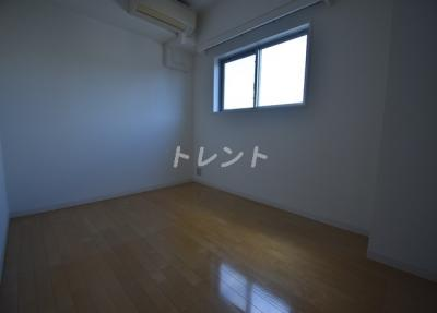 【寝室】クレジデンス東銀座