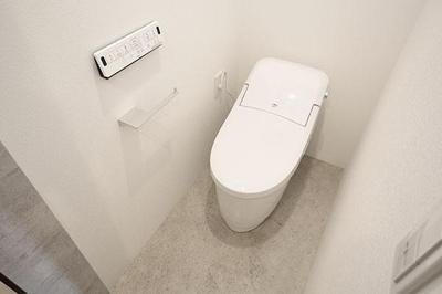 ピース・スクエア住吉 タンクレストイレです