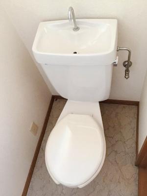 【トイレ】ソランジュシャレーⅢB