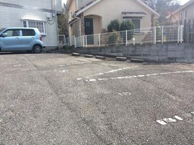 【駐車場】柏木ハイツ
