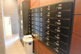 メールボックスと不在時に助かる宅配ボックス