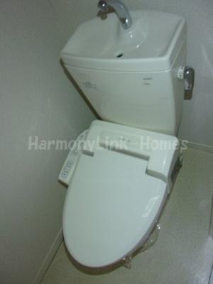 アーバンハイツの落ち着いたトイレです☆