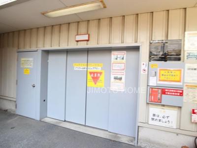【駐車場】メゾンドール江坂