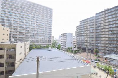 【庭】グリーンシティOSAKA参号棟