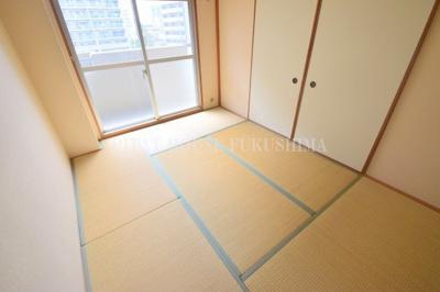 【寝室】グリーンシティOSAKA参号棟