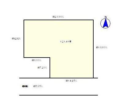 【土地図】二葉町