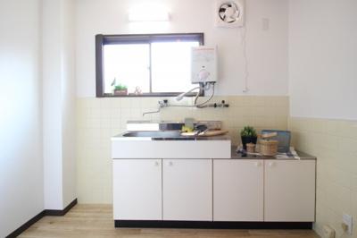 【キッチン】メゾン フルール