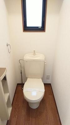 【トイレ】アプリオリB棟