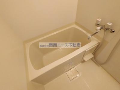 【浴室】ドゥミルアン東大阪