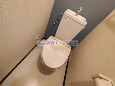 【トイレ】ドゥミルアン東大阪