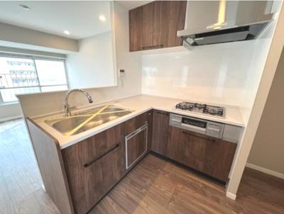 【外観】東陽町コーポラス 5階 角 部屋 リ ノベーション済