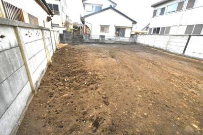 【外観】厚木市温水 建築条件なし土地