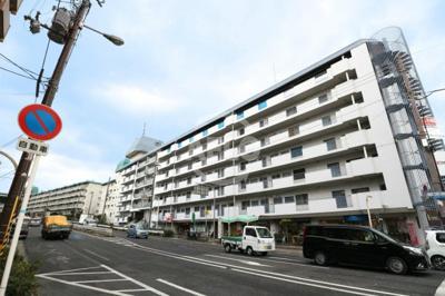 【外観】ユアサハイム帝塚山