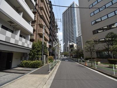 【周辺】プレミアムキューブ田町
