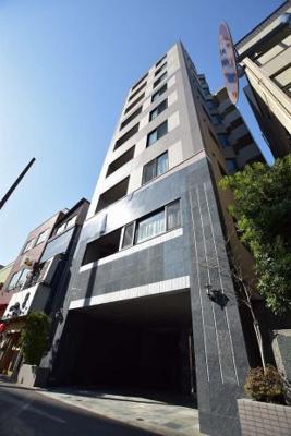 【外観】コンフォートセラフ大島  最上階 角部屋 2005年築 リノベーション