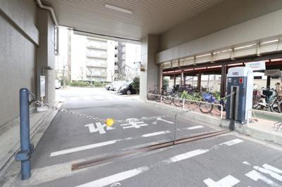 【駐車場】シティハイツ大淀壱号棟