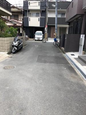 【展望】寝屋川市田井西町 売土地